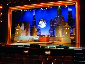Conan Chicago set