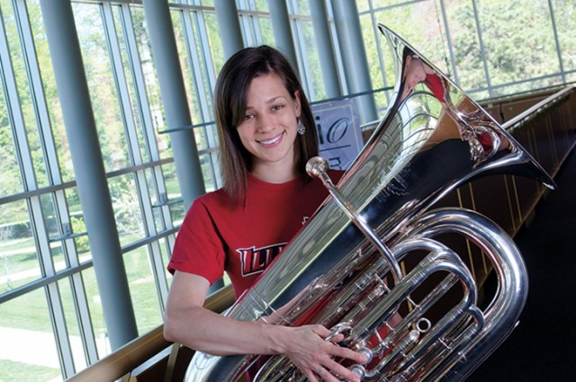 Mary Jo Brown and Friends of the Arts scholarships: Katie Zdanowski