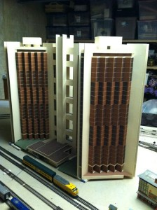 Watterson Towers model
