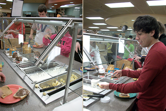 Top 10 signs it 39 s finals week at isu news illinois state for Watterson dining