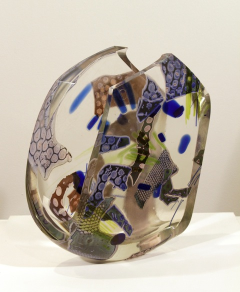 Joel Philip Myers - Untitled - Blown glass (1988)