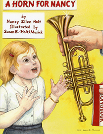 A Horn for Nancy cover