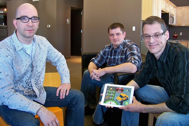 Alum plays creative role at leading kids iPad app developer