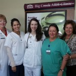 Big Creek Clinic Staff
