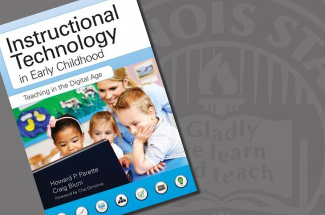 Faculty members deliver practical approach for using instructional technology in early childhood
