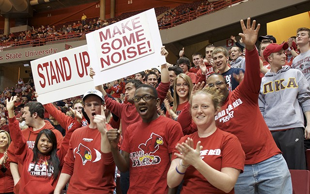 Top 12 moments in Redbird Arena history