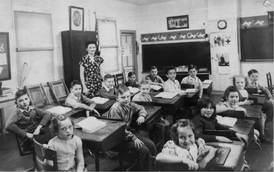 One Room School Houses Teaching Curriculum