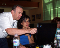 Howie DiBlasi works with teachers and districts around the nation to drive effective integration of educational technology in schools.