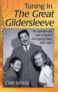 Tuning In The Great Gildersleeve cover