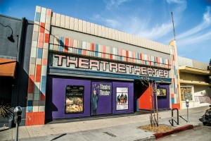 Rogue Machine Theatre building