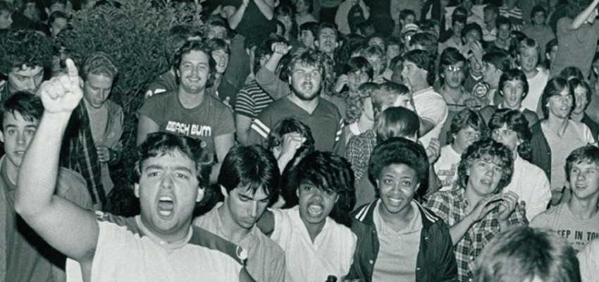 Oral history of ISU's beer riot, 30 years later