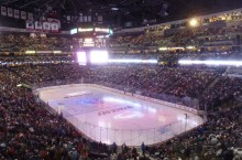Denver area alumni invited to Avalanche-Blackhawks games, November 26 and December 27 article thumbnail
