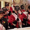 Video: Big Red Marching Machine performs at Fox TV event article thumbnail
