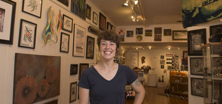 M.F.A. alums become engines for art in Central Illinois