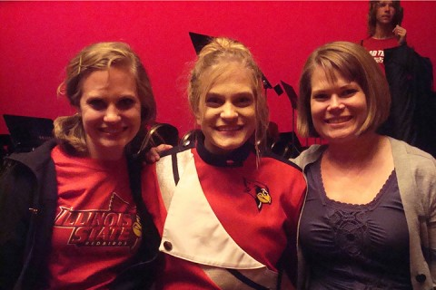 Video: Sisters share Big Red Marching Machine legacy article thumbnail