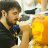 School of Art hosts Pumpkinalooza carving competition article thumbnail
