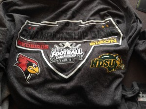 FCS championship gear for sale