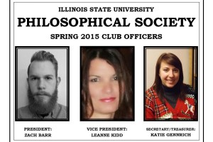 Meet the new Philosophical Society officers article thumbnail