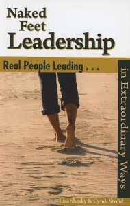 Naked Feet Leadership book cover