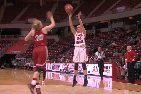 Video: Redbird Katy Winge finds success beyond basketball article thumbnail