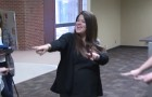 Video: Education major spreads deaf culture across campus article thumbnail