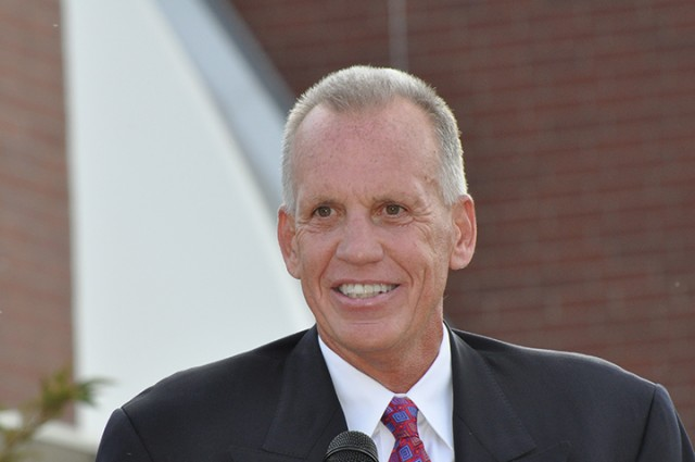 Disappointing Olympic moment turns golden for Doug Collins