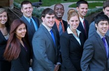 The 2012 Caterpillar Excellence Fund Scholarship Winners