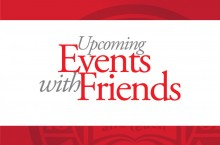 Friends of the Arts - Event with Friends