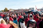 Homecoming 2012 tailgate