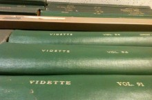 Vidette archive books