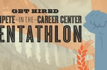 Career Center Pentathlon logo