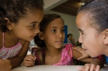 Brazil students in classroom
