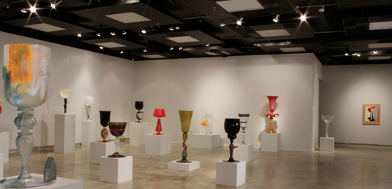 D Coform Exhibition : Years of glass celebrated with exhibition news