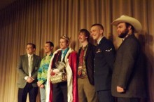 Mr. Agriculture 2013 contestants