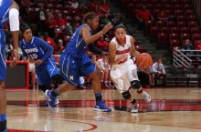 Redbird women's basketball 2012-13