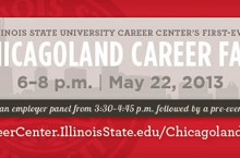 Chicagoland Career Fair logo