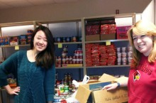 SGA food pantry