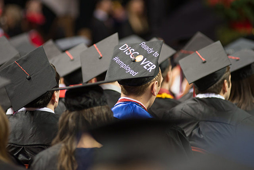 Discover mortarboard