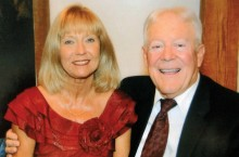 Jack Cowgill and Deborah (Kiekow) Johnson