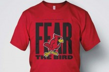 Fear the Bird Shirt 2013 Edition