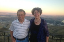 Bill Dunn and Janet Krejci