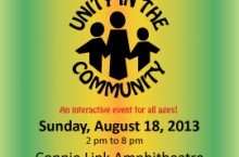Unity in the Community logo