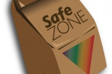 Safe Zone Brown Bag