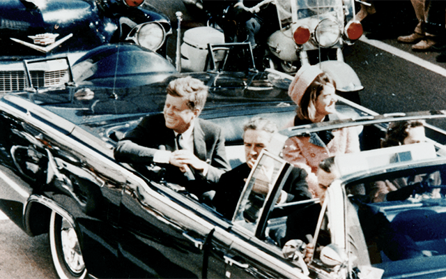 Campus memories of JFK assassination strong after 50 years