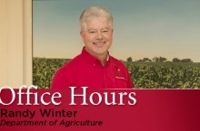 Randy Winter Office Hours graphic