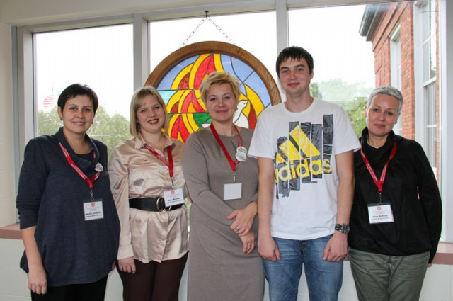 MCN welcomes faculty, students from Vladimir Medical College