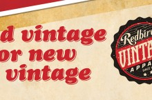 Old Vintage for New Vintage contest logo
