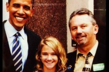 Carly and Barack