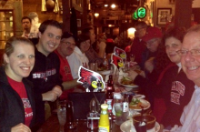 Redbird alumni are gathering in Peoria before the Redbirds take on Bradley on January 29