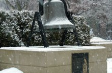 Bell on campus